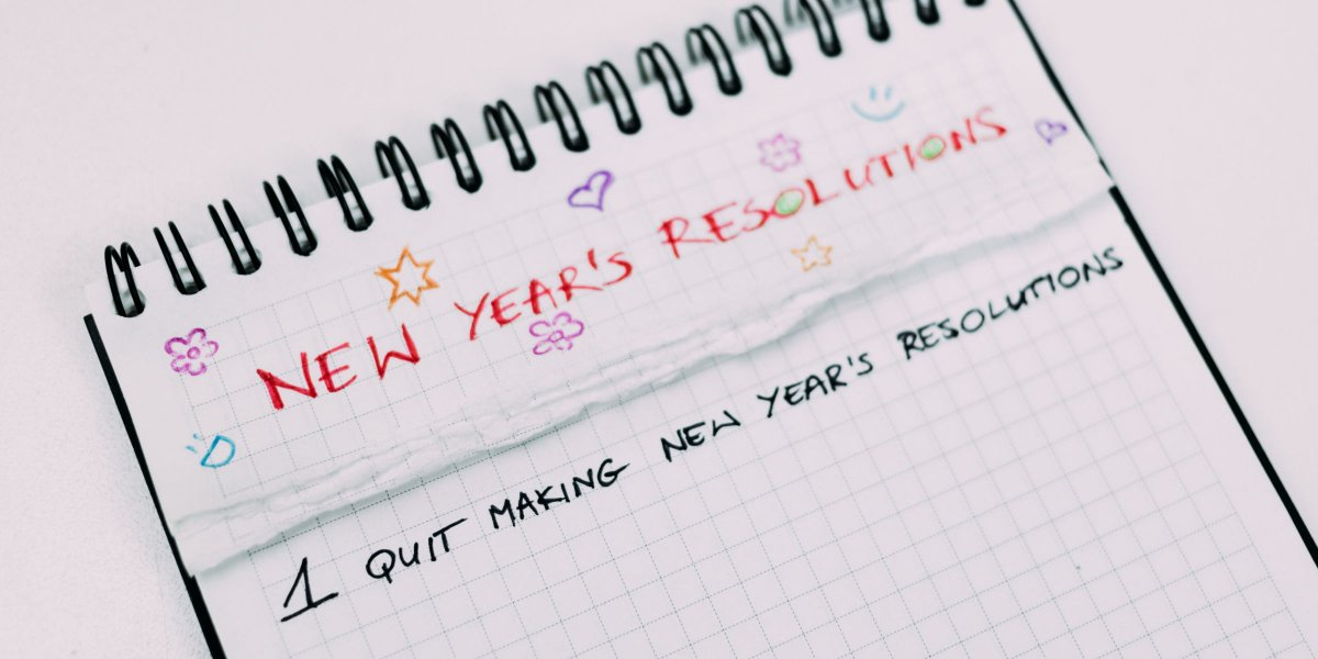 Overcome the Guilt of a New Year Resolution