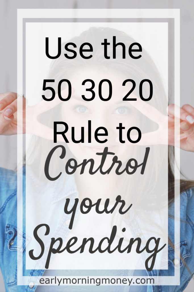When trying to control your spending seems like a never-ending battle, I'm here to tell you there is hope. You can simplify your spending and get your finances under control with this simple budget hack. The 50/30/20 rule for budgeting is easy to start and even easier to stick to in the long-term.