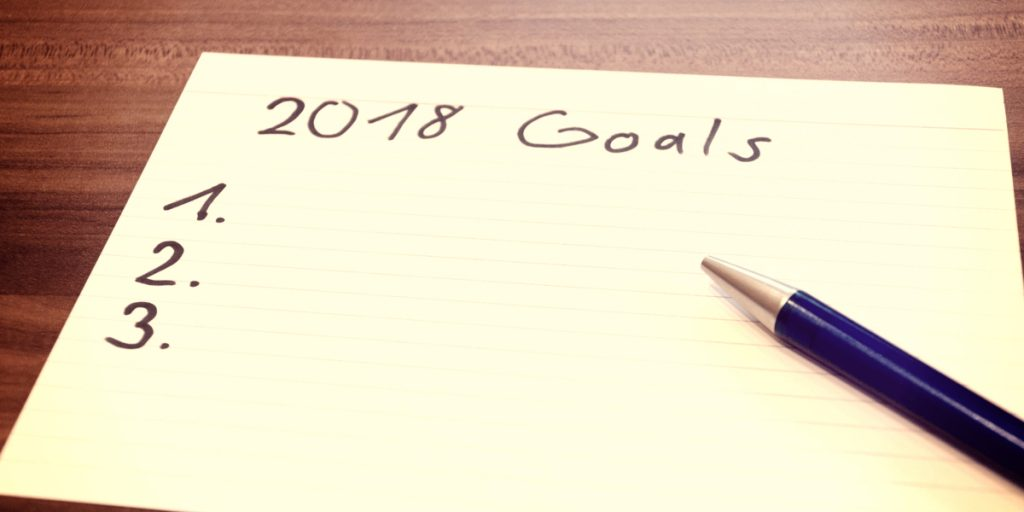 financial goals 2018