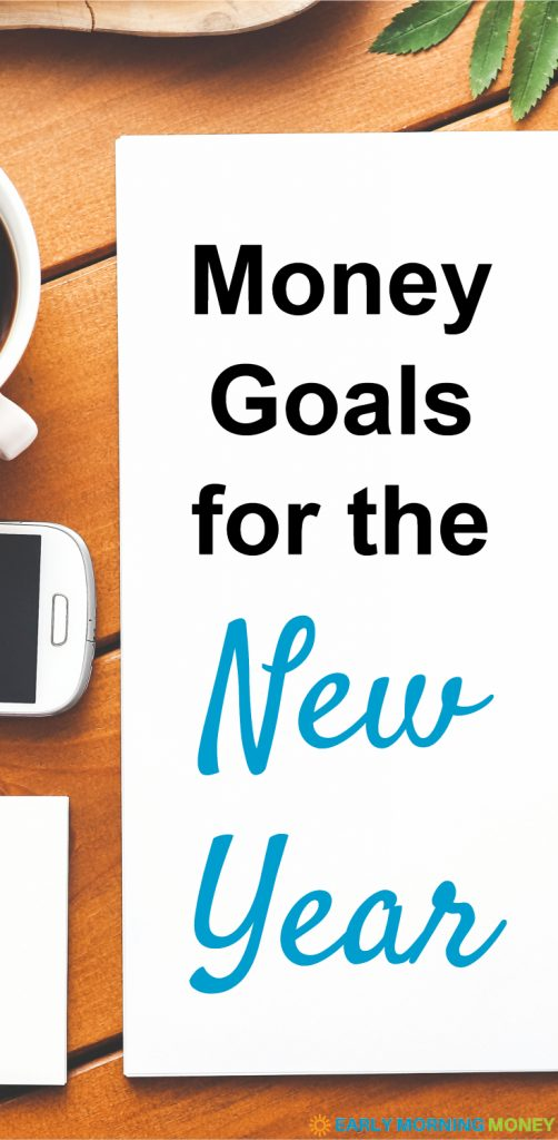 new year's resolutions to save money